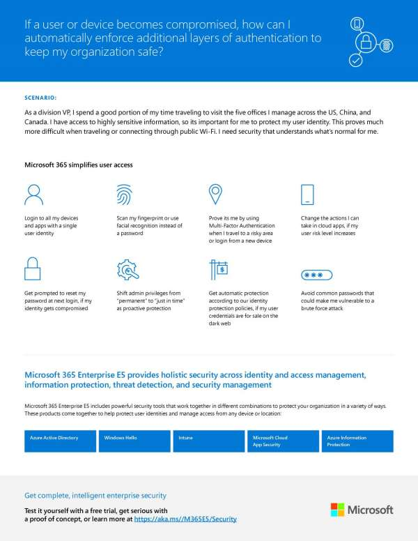Microsoft 365 Holistic Security