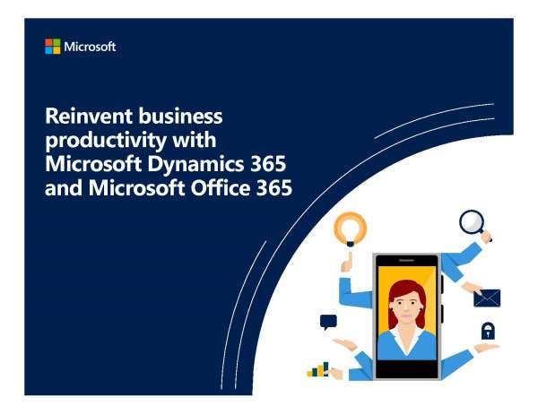Dynamics 365 better together with Office 365 E-book