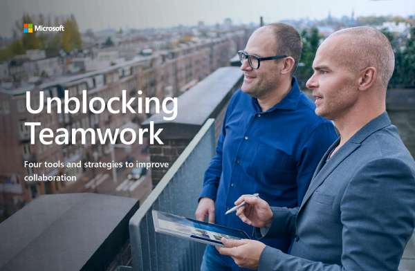Unblocking Teamwork: Four tools and strategies to improve collaboration