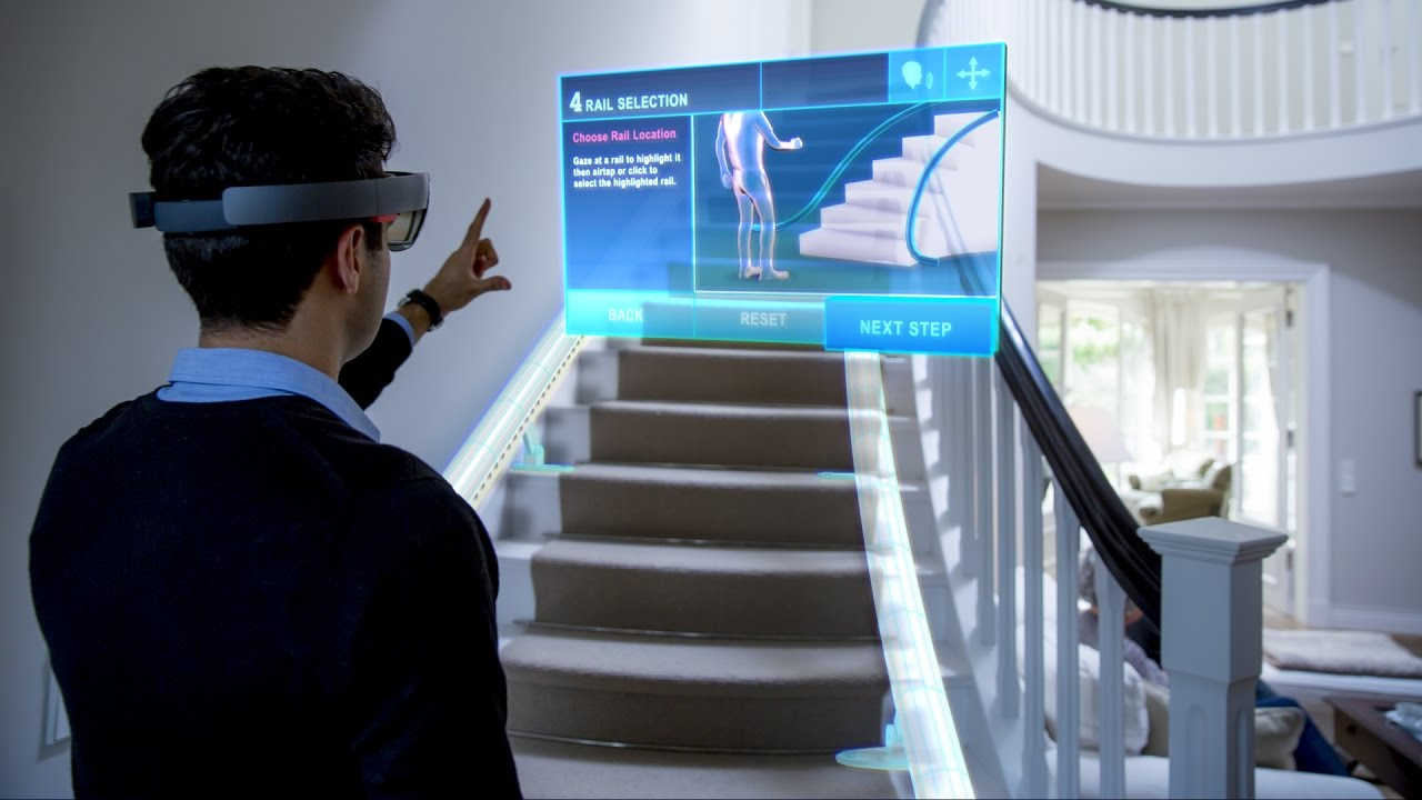 thyssenkrupp transforms its home mobility solutions business with Microsoft HoloLens